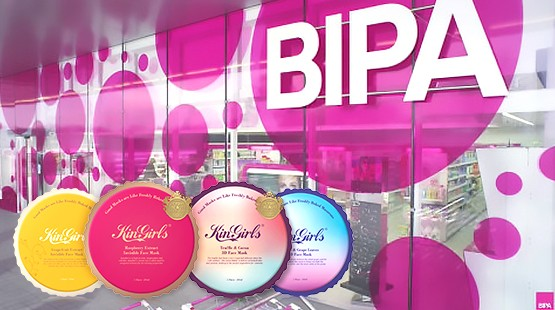 KINGIRLS Facial Mask Enters Austria Through BIPA