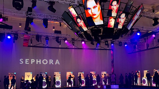 SEPHORA 2018 Autumn and Winter Exclusive New Product Launch