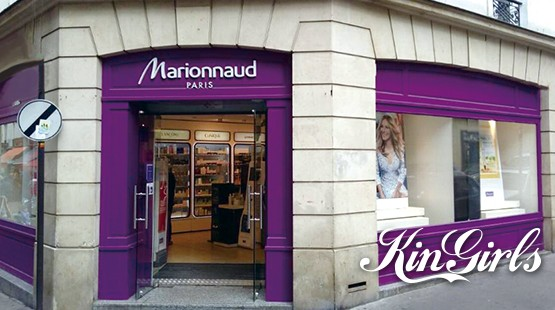 Achieving new heights in Europe<br>KINGIRLS facial mask<br>Marionnaud - entry into the Swiss market
