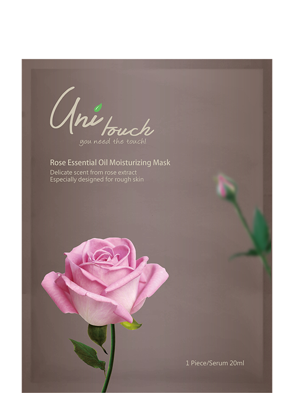 Rose Extract Face Mask