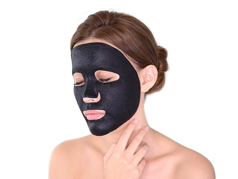Midnight Face Mask method step 3