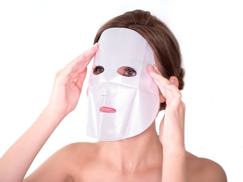Firm-it mask  method step 2