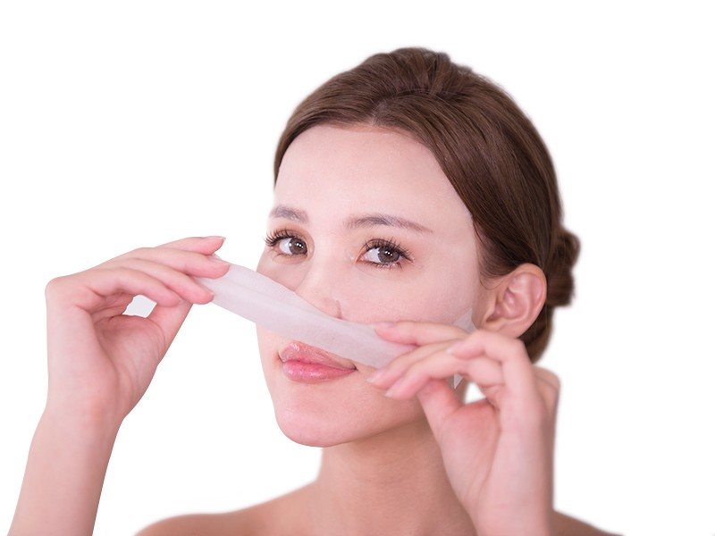 Firm-it mask  method step 5