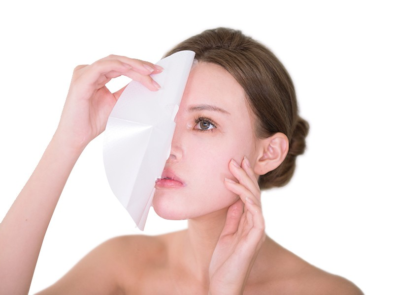 Soothe-it mask method step 3