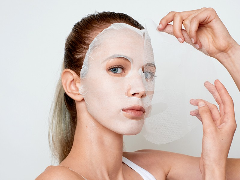 Outdoor Face Mask method step 3
